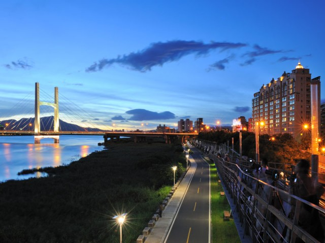 台灣十大夜景